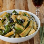 Zucchini, Ziti and more